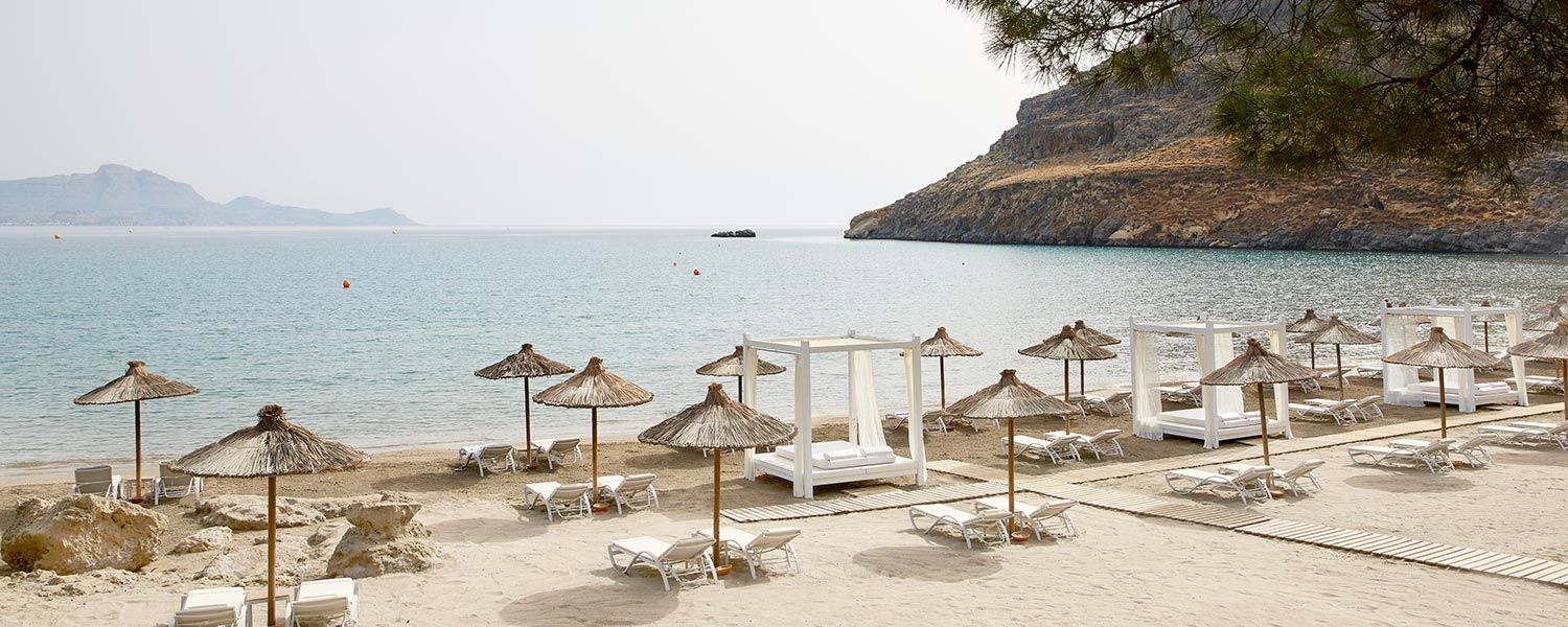 lindos luxury hotel